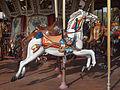 Cabaliño de carrusel en Port Aventura. Cataluña 211.jpg