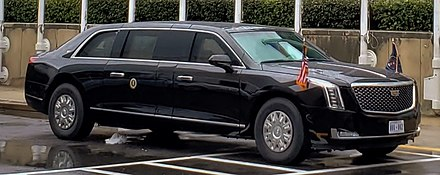 Presidential State Car United States Wikiwand