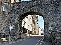 Caernarfon town walls - geograph.org.uk - 1811357.jpg