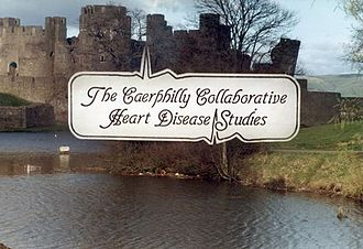 Caerphilly Heart Disease Study - The Caerphilly Heart Disease Study is an epidemiological prospective cohort.