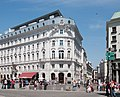 Café Griensteidl building - Michaelerplatz.jpg