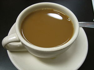 Café au lait - Image: Café au lait