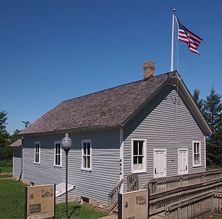 Cahill School United States historic place