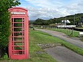Cairnbaan, telephone box - geograph.org.uk - 915999.jpg