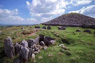 Loughcrew - Cairn S and Cairn T