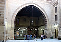 Cairo, moschea di al-ashraf barsey, interno 03.JPG