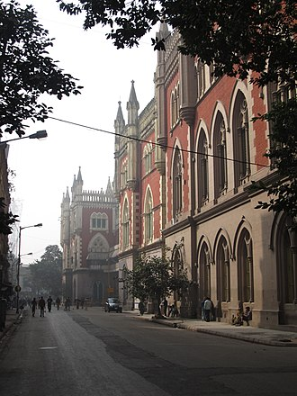 A. K. Fazlul Huq - The Calcutta High Court, where Huq practiced law for over 40 years