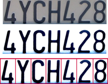 Automatic number-plate recognition - Wikipedia