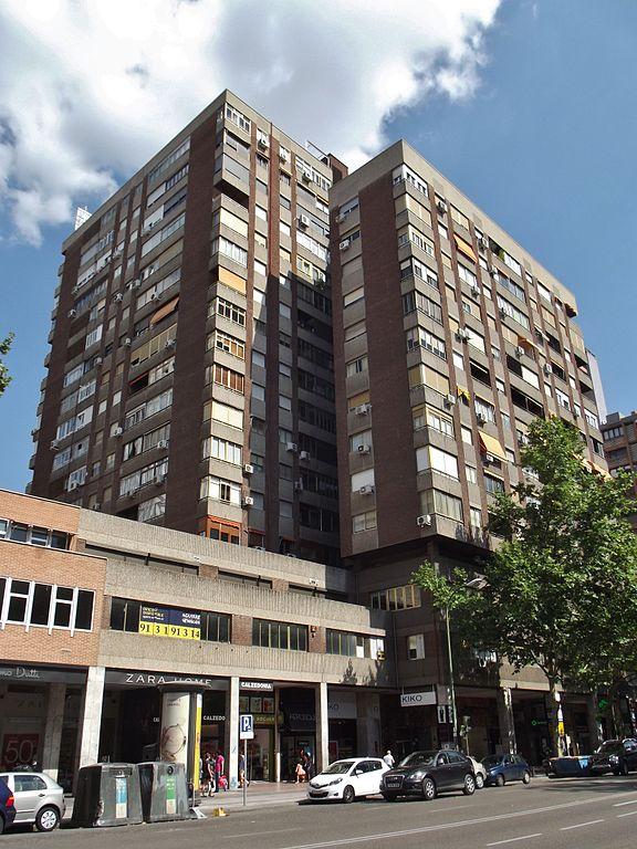 Archivo calle de orense 12 14 jpg wikipedia la - Hm calle orense ...