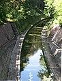 Canal de la Marne au Rhin, entrée du Souterrain de Niderviller. Rhine Marne canal, entrance of Niderviller tunnel . - panoramio.jpg