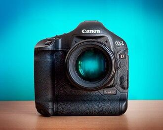 Canon EOS-1D Mark IV - Image: Canon EOS 1D Mark IV fotographix.ca