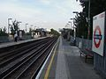Canons Park stn look south.JPG