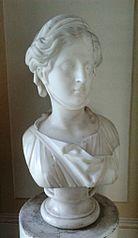 Popiersie Cyganki (La Zingarella)