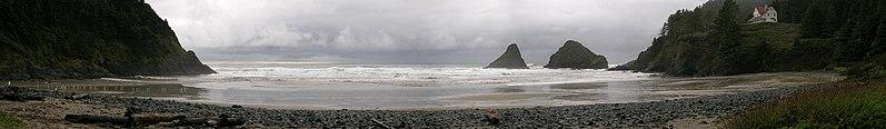 File:Cape Cove, Oregon.jpg