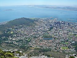 Cape Town and Robben Island seen from Table Mountain.jpg