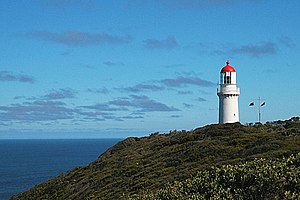 Cape Schanck Lighthouse - Cape Schanck Lighthouse