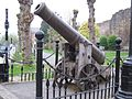 Captured cannon at Ludlow Castle.jpg