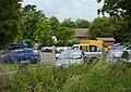 Car park, Chobham - geograph.org.uk - 1358288.jpg