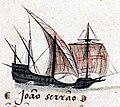 Caravela de armada of Joao Serrao.jpg