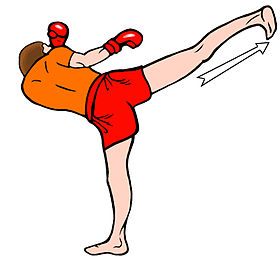 Image illustrative de l'article Cardio-kickboxing