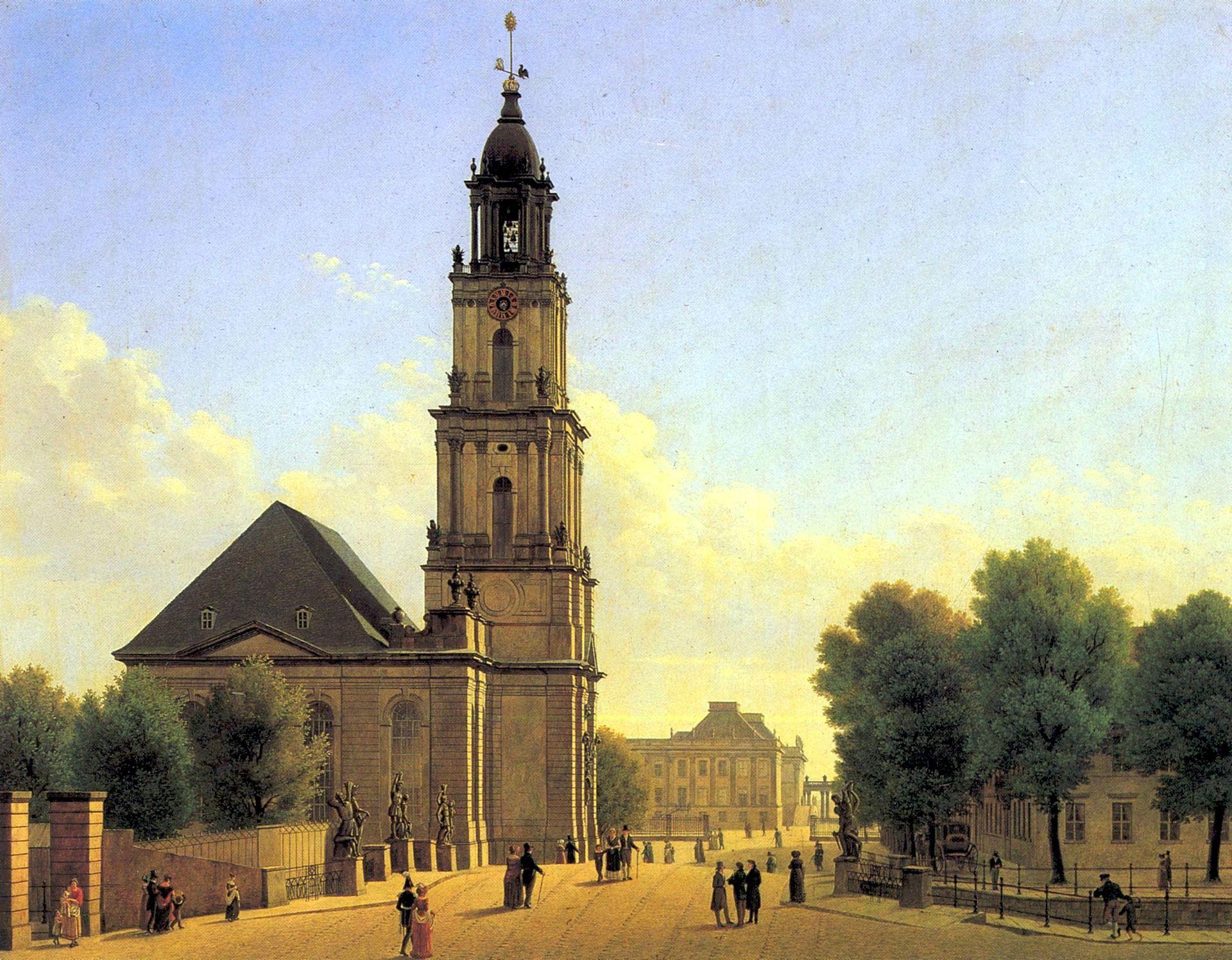 Potsdam Garnisonkirche