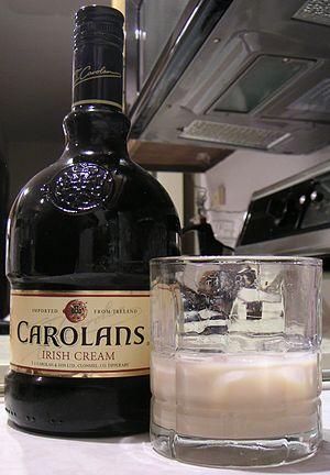 Irish cream - Carolans Irish Cream