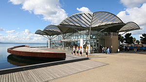 Geelong Waterfront - Carousel Pavilion