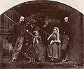 Carrol, Lewis - Frau Rossetti mit Dante Gabriel, Christina und William Michael (Zeno Fotografie).jpg