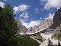 Cartolina dalle Dolomiti Ampezzane per Silvy - panoramio.jpg