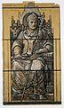 Cartoon for window, Saint Anselm, St. John's Chapel Episcopal Divinity School, Cambridge, Massachusetts MET ADA3293.jpg