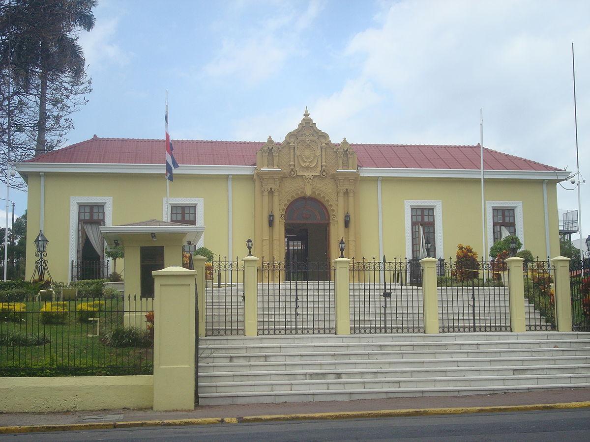 Casa amarilla costa rica wikipedia la enciclopedia libre for Casa amarilla la serena