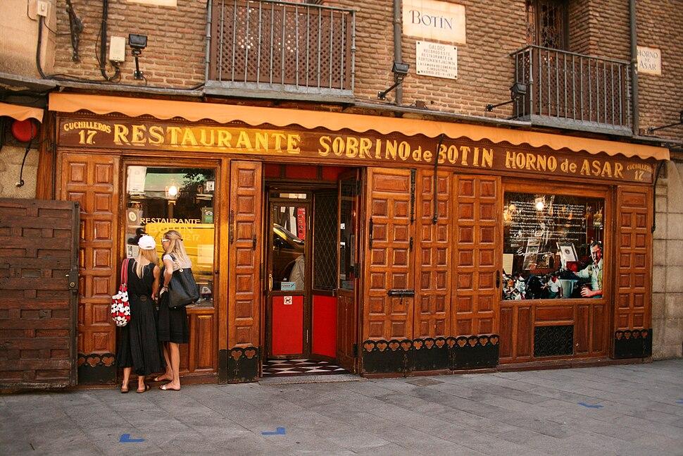 Casa Bot%C3%ADn-Madrid-2009