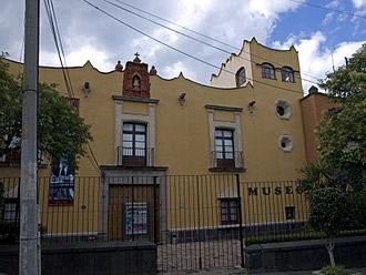Isidro Fabela - Isidro Fabela Cultural Center - Casa del Risco Museum