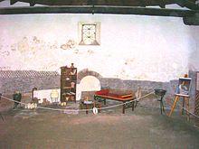 Interno della casa di Orazio