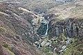 Cascade of water. - geograph.org.uk - 755504.jpg