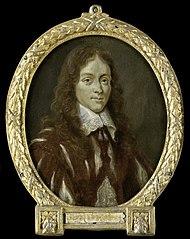 Portrait of Caspar van Kinschot, Poet