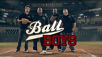 Ball Boys - Opening title