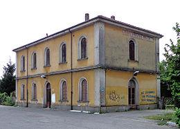 Stazione di castelletto ticino wikipedia - Castelletto sul ticino ...