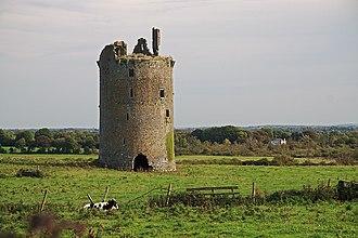 Templemore - Knockagh Castle, near Drom