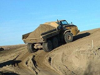 Articulated hauler