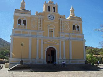 Amapala - Cathedral of Amapala