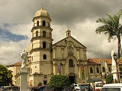 Cathedral of Lipa City (San Sebastian).JPG