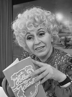 Cathy Berberian - Cathy Berberian in 1972