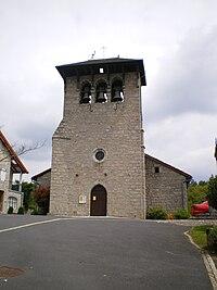 Cayrols church 1.JPG