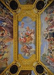 La Poésie et l'Histoire célébrant les exploits de Rome