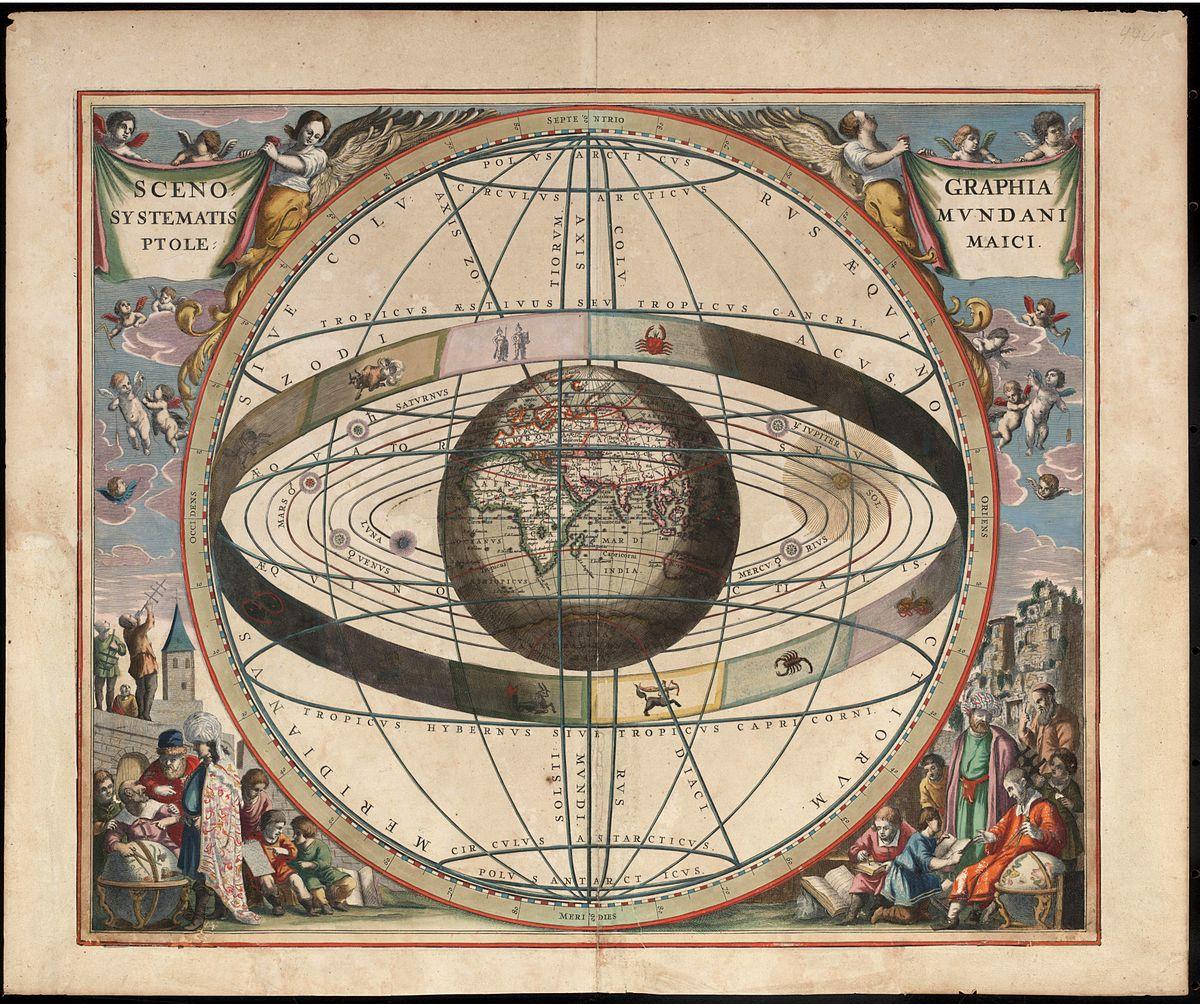 geocentrique definition