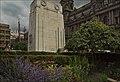 Cenotaph, George Square, Glasgow (25325873504).jpg