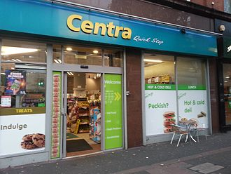 Centra - Image: Centra Great Vic