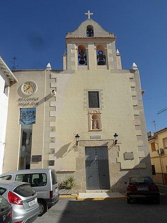 Cerdà - Image: Cerdà. Església