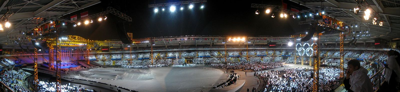 The Olympics Closing Ceremony